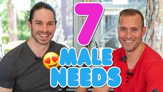 7 Things That Make A Man Fall DEEPLY In Love With You 🤵👸 ft. Mat Boggs