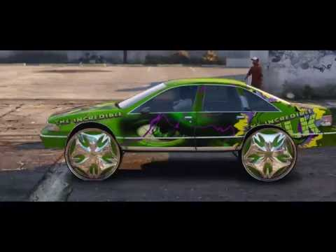 Dub Floaters| Incredible Hulk| Donk| Bubble Caprice| Donkplanet| Gta 5 Donk Mod