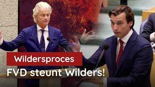 Bizar! Coalitie wil eerst veroordeling Wilders, dan pas onderzoek naar inmenging