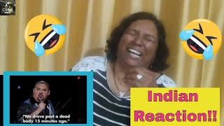 Indian Reacts to Fluffy Goes to India | Gabriel Iglesias