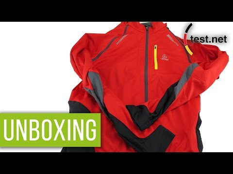 Löffler | Fahrrad Jacke Unboxing | test net