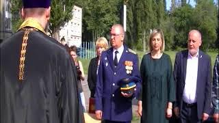 Последний звонок в Михайловском кадетском корпусе - 25 05 2018г