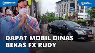 Gibran Putra Jokowi Gunakan Kendaraan Dinas Bekas FX Rudy, Mobil Dipermak agar Mulus Kembali