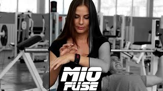 MIO Fuse - REVIEW. The best HRM for athletes
