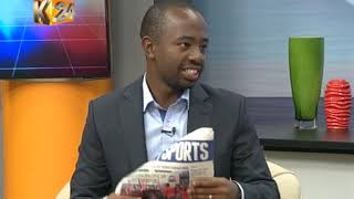 K24 Alfajiri: A look at the Newspapers with Jeff Mote: Part 2