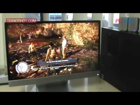 HP Pavilion Slimline 400 - Bermain Game State of Decay