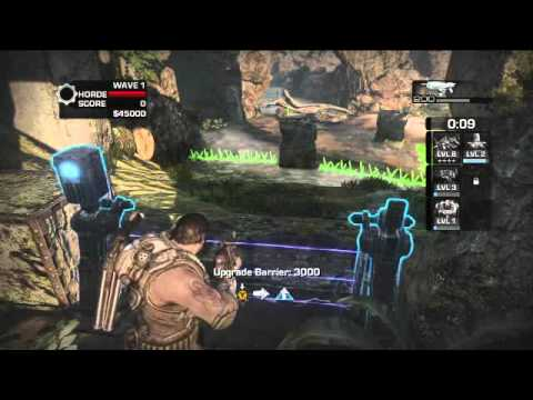How To Rule Supreme At Gears Of War 3's Horde Mode