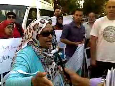 ميدان التحرير يتضامن مع البحرين