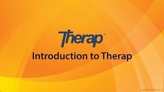 Therap video