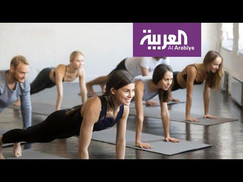 العرب اليوم - شاهد: تمارين خاصة تساعد في التخلّص من دهون البطن