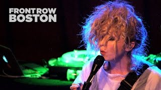 Front Row Boston | The Ting Tings – Communication (Live)