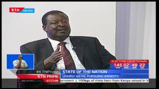 Musalia Mudavadi: President's promise to fight war on narcotics is a positive move