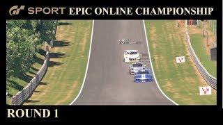 GT Sport - Epic Online Championship - Round 1/6