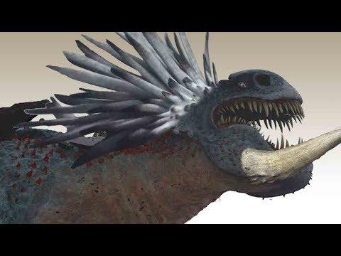 ОГНЕРОГ - #гибриДДракона. КРАСНАЯ СМЕРТЬ + СМУТЬЯН.