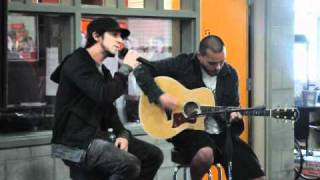"""Shoot It Out"" 10 Years acoustic performance."