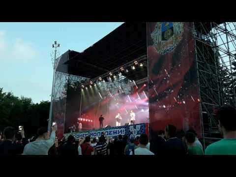 Рэпер Drago в Донецке (Бабай)