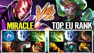 Gambar cover MIRACLE EPIC CARRY GAMEPLAY This why Miracle- Always TOP 1 MMR Dota 2 7.20 Late Game