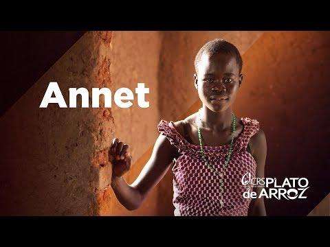 Un encuentro con Annet en Uganda