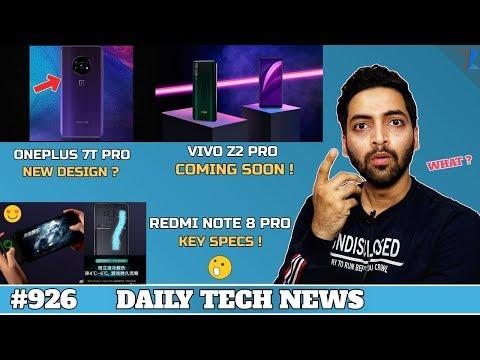 Redmi Note 8 Pro Full Specs,vivo Z2 Pro 48MP,Samsung One UI 2 0,Amazon Fresh India,Moto One #926