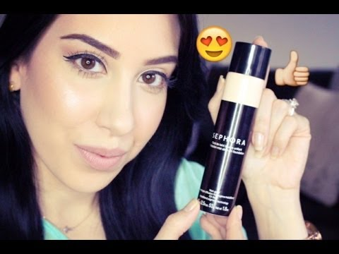 Perfection Mist Airbrush Foundation by Sephora Collection #8