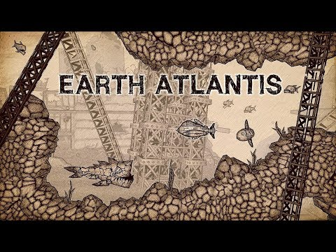 Earth Atlantis - Nintendo Switch Release Trailer thumbnail