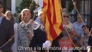 preview picture of video 'Marxa Cívica 9 d'Octubre, Paterna'