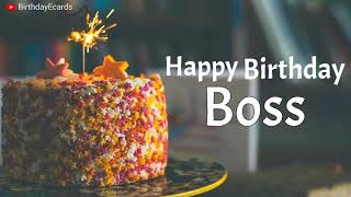 Happy birthday greetings for Boss   Best birthday wishes & messages for Boss