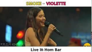 Violette Wautier   Smoke   Live In Hom Bar Chiang Mai Thailand
