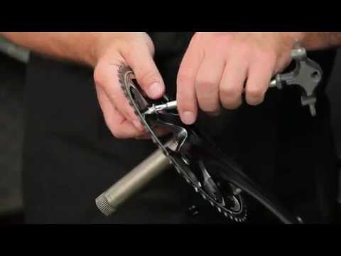 How To Remove And Install A Chainring