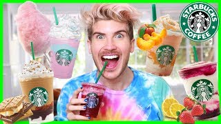 I FOUND THE BEST STARBUCKS SUMMER SECRET MENU DRINKS! - Video Youtube