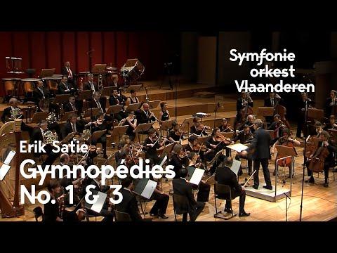 Erik Satie - Gymnopédies No. 1 and 3 | Symfonieorkest Vlaanderen