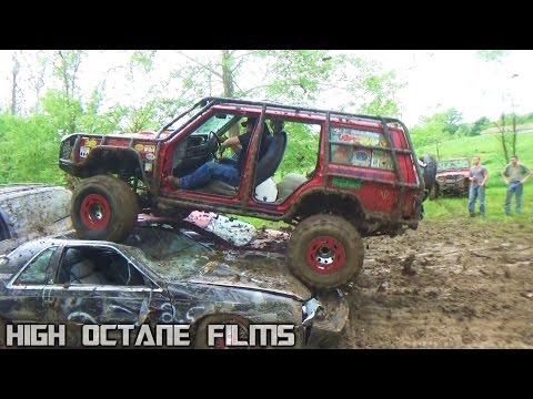 JEEP CHEROKEE VS JUNK CARS