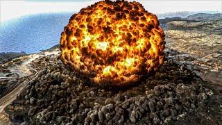 Warzone Nuke Event Cutscene - Destruction of Verdansk