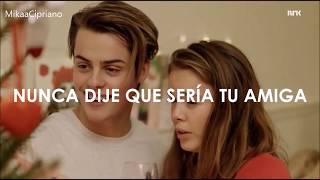 Skam: Eva & Chris - Love Is Madness - 30STM ft. Halsey (Letra en español)
