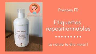 Étiquettes - PRENONS L'R