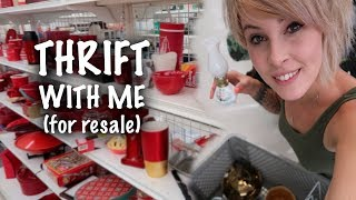 I Ditched Everyone and Went Thrifting at Goodwill Alone | Thrift With Me | Reselling
