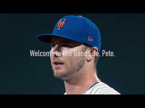 The Good Life: NL Rookie of the Year Pete Alonso is living his dream