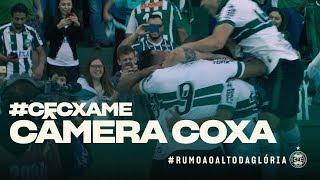Câmera Coxa - Coritiba 2 x 1 América MG