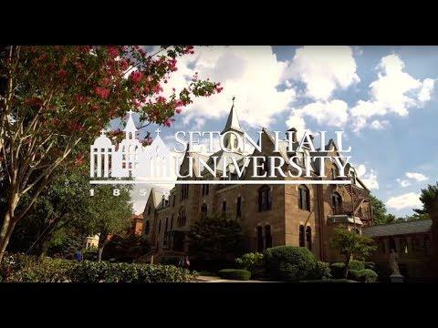 Seton Hall University - video