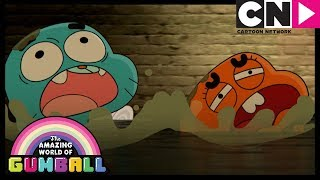 Gumball | Gumball's Secret Is Revealed! - The Secret (clip) | Cartoon Network
