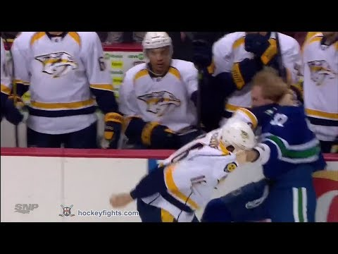 Dale Weise vs. Richard Clune