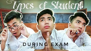 Types Of Student During Exam   Manipur Version