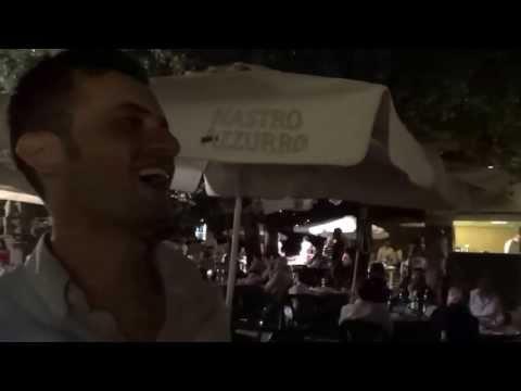 Preview video INTERVISTA A IBRA DURANTE LA PREMIAZIONE DELLA SFERA D´ORO