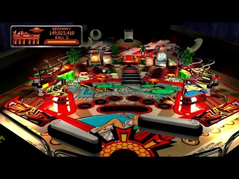 The Pinball Arcade - Xbox One Trailer thumbnail