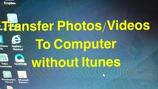 iTunes 12.5.4 Tutorial 2017 - How to Transfer Photo From iTunes to iPhone