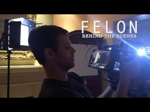 FELON -  [Shot on the Panasonic GH5 with 10 bit 422 V-log] BTS