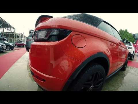 SAB Romexpo Tiriac Auto