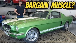 I Bought the Cheapest Ford Mustang Shelby Fastback Restomod in the USA, and You Should Too!
