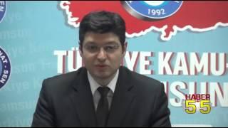 """TÜRK ENERJİ SEN, """"MEMURU OYUNA GETİRDİLER"""""""