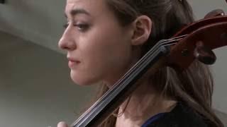 Aurore Dassesse - Suite for cello solo -  Gaspar Cassadó
